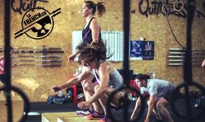 3 séances de CrossFit Salon De Provence