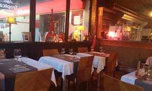 Chez Vous: Menú degustación para 2 con aperitivo de bienvenida, 4 o 6 platos, postre y botella de vino desde 39,90 € en Chez Vous