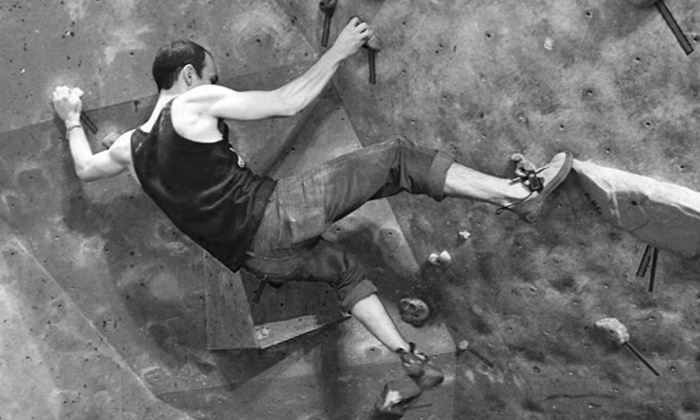 The Crag - Franklin: Indoor Rock-Climbing Package for One or Two, or 10 Rock-Climbing Visits at The Crag (Up to 67% Off)
