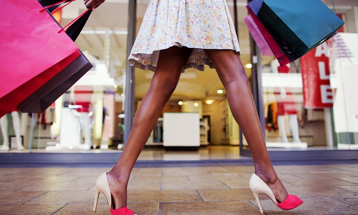 In The Knic Of Time - Fort Lauderdale: Personal Shopping Trip from In The Knic of Time (45% Off)
