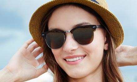 Gafas de sol de marca graduadas con montura y lentes de sol en 64 centros desde 39,95 € en Soloptical