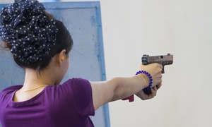 Direct Hit Shooting Academy: Eight-Hour Tennessee Handgun-Carry-Permit Course for One or Two at Direct Hit Shooting Academy (Up to 58% Off)