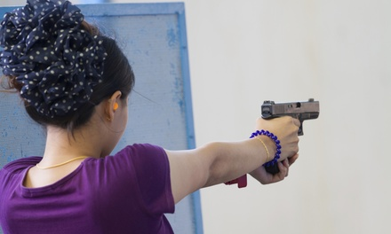 Eight-Hour Tennessee Handgun-Carry-Permit Course for One or Two at Direct Hit Shooting Academy (Up to 58% Off)