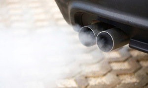 Pro Super Lube: Texas State Emissions Testing at Pro Super Lube (Up to 41% Off)