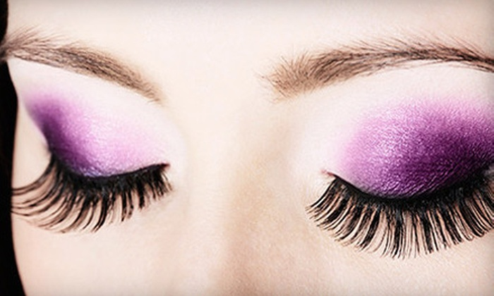 Barbie Lashes - Westlake: Full Set of Eyelash Extensions with Optional Two-Week Fill at Barbie Lashes (Up to 52% Off)