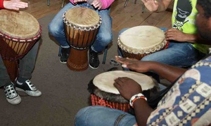 Juma Drums: Drumming Classes from R125 with Juma Drums (Up to 52% Off)