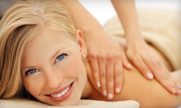 Inner Wisdom Wellness Center - Merriam: Pumpkin Spice Massage and Foot Scrub or Swedish Massage and Foot Scrub at Inner Wisdom Wellness Center (69% Off)
