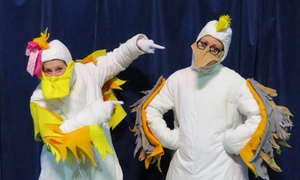 "The Ugly Duckling: ""The Ugly Duckling"" at Other Voices Theatre on May 2–30 (Up to 33% Off)"