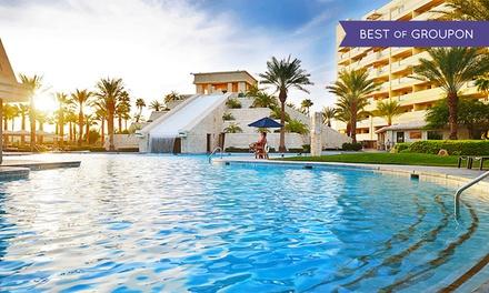 Mayan-Themed Resort near Las Vegas Attractions