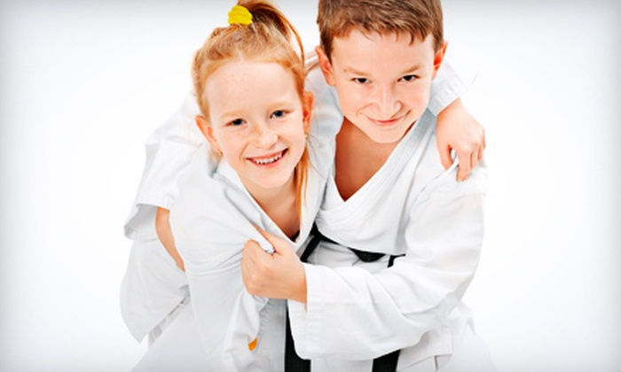 Aiki Academy of Self Defense - North Branford: Four or Eight Martial-Arts Classes at Aiki Academy of Self Defense in North Branford (Up to 83% Off)
