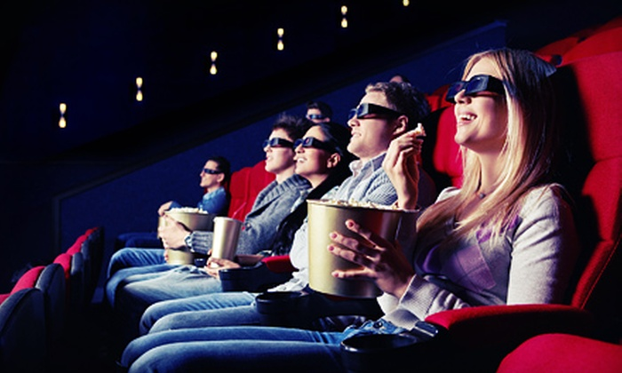 Apple Cinemas - Cambridge Highlands: Movie and Popcorn for Two or Four at Apple Cinemas (Up to 52% Off)