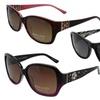 Solvari Polarized Fashion Sunglasses with Swarovski Crystals