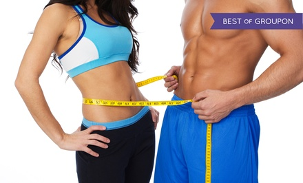 One, Three, or Four Laser-Lipo Sessions with Whole-Body Vibration at Maryland Laser Weight Loss (Up to 82% Off)