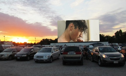 Movie Night with Popcorn for Two or Four at Skyview Drive-In Theater (40% Off)