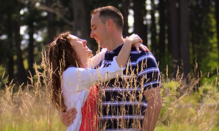 "Devin Card Professional Photography - Victoria: 45- or 75-Minute Photo Shoot with Image DVD and 5""x7"" Print from Devin Card Professional Photography (Up to 77% Off)"