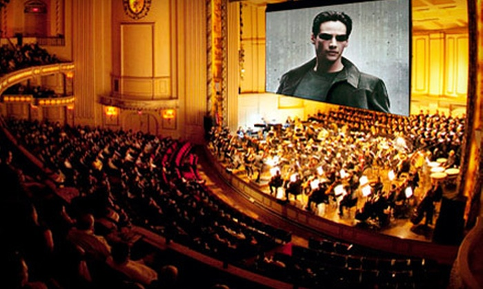 """The Matrix"" - Grand Center: Saint Louis Symphony Presents ""The Matrix"" Soundtrack Concert on Friday, April 5, or Saturday, April 6, at Powell Hall"