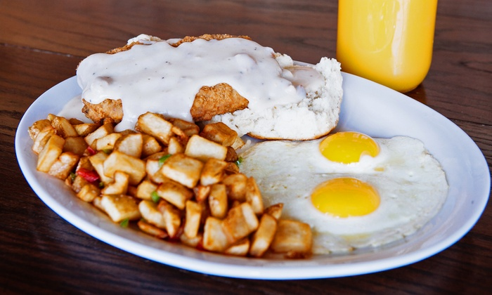 The Haymaker Restaurant Co. - Multiple Locations: $18 for $30 Worth of Breakfast at The Haymaker Restaurant Co.