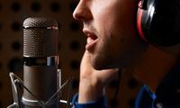 3x oder 5x 45 Min. Gesangsunterricht bei erfahrenem Profi Stefan Vinzberg (bis zu 69% sparen*)
