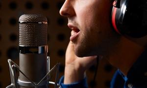 Stefan Vinzberg: 3x oder 5x 45 Min. Gesangsunterricht bei erfahrenem Profi Stefan Vinzberg (bis zu 69% sparen*)