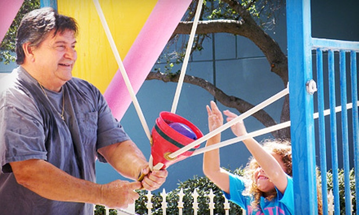 Embassy Miniature Golf - Northeast San Antonio: Water-Balloon Game and Mini Golf for Two or Four at Embassy Miniature Golf (Up to 54% Off)