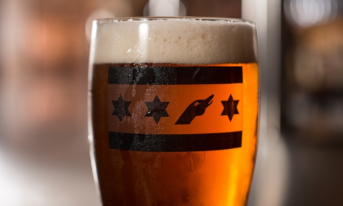 Goose Island Clybourn - Lincoln Park: $12 for $20 Worth of Beer and Pub Food at Goose Island Clybourn