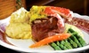 Kelly's Restaurant - Long Beach: Steaks and Seafood at Kelly's of Naples (Half Off). Four Options Available.
