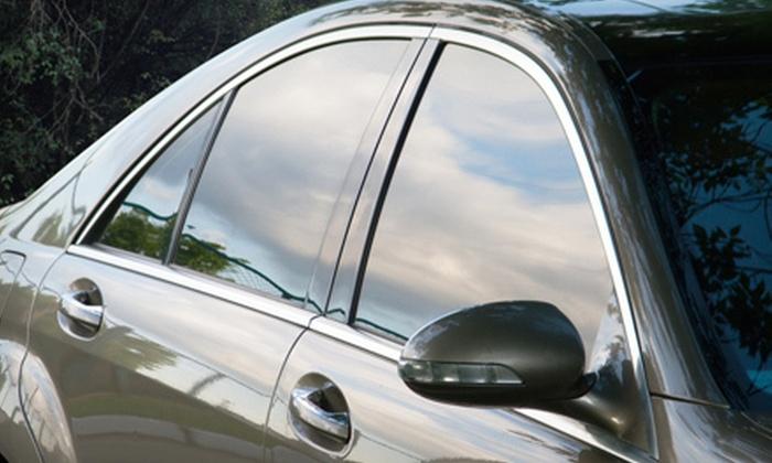 VP Automotive - Marietta: Tinting of Front-Door Windows or All Car Windows at VP Automotive (Up to 51% Off)