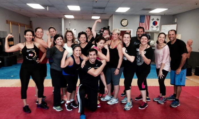"""T.R.I.M. """"Stop Existing And Start Living"""" - Multiple Locations: Six Weeks of Membership and Unlimited Fitness Classes at T.R.I.M. """"Stop Existing And Start Living"""" (71% Off)"""