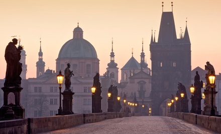 9-Day Tour of Budapest, Vienna, and Prague with Airfare from Gate 1 Travel