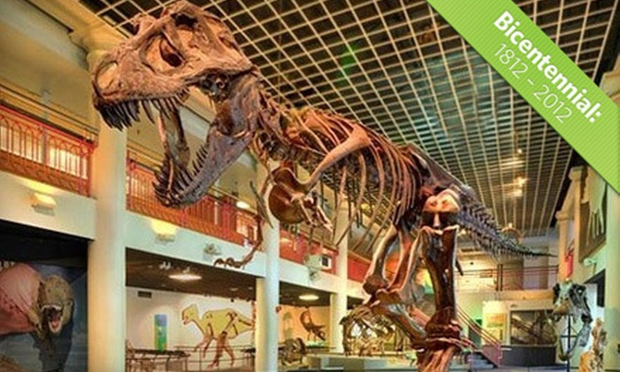 Academy of Natural Sciences of Drexel University - Logan Square: $15 for a Museum Visit for Two at the Academy of Natural Sciences of Drexel University (Up to $30 Value)