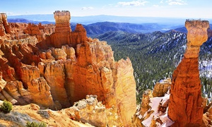 Utah Vacation from St. George Adventure Hub: 3-Day Utah National Parks Vacation with Ground Transportation from St. George Adventure Hub