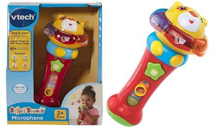 Safari Sounds microfoon voor kinderen