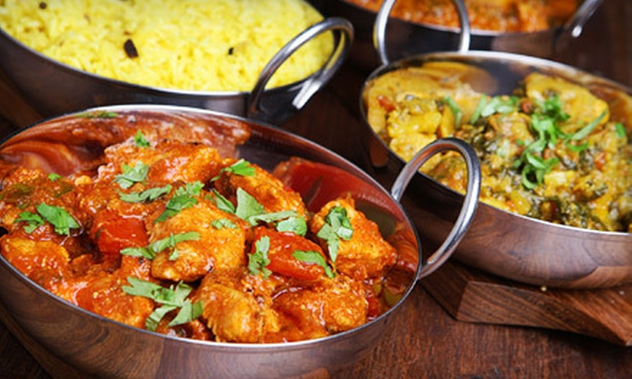 Kurry & Kabab Express - Union Park: $10 for $20 Worth of Indian Food at Kurry & Kabab Express