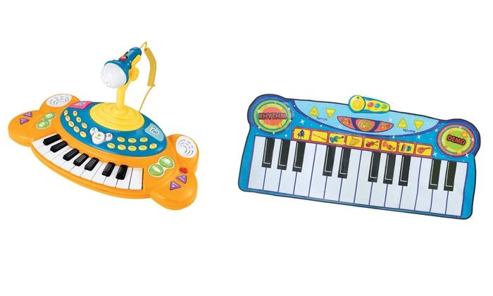 Winfun Music Keyboard Toys Groupon