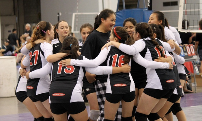 ELITE VOLLEYBALL CLUB - Foster City: One Week of Sports Camp at ELITE VOLLEYBALL CLUB (50% Off)