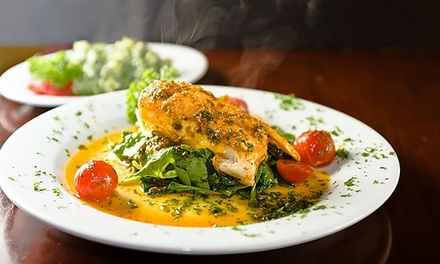 $30 for $50 Worth of Italian Cuisine for Two or More at Acqua Al 2