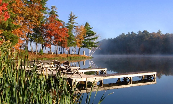 Black Bear Lodge - Saint Germain, WI: 1-Night Stay at Black Bear Lodge in Wisconsin's Northwoods