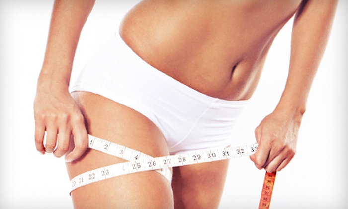 A Confident You, LLC - Downtown: 6 or 12 Nonsurgical Laser-Lipo Treatments at A Confident You, LLC (Up to 79% Off)