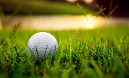$28 for an 18-Hole Round of Golf for Two at Stonewall Golf Course ($52 Value)