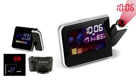Alarm Clock Projector