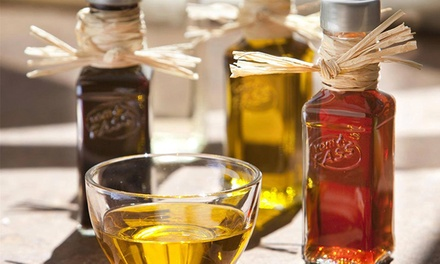 40% Off Oils, Vinegars, and Spices at Vom Fass
