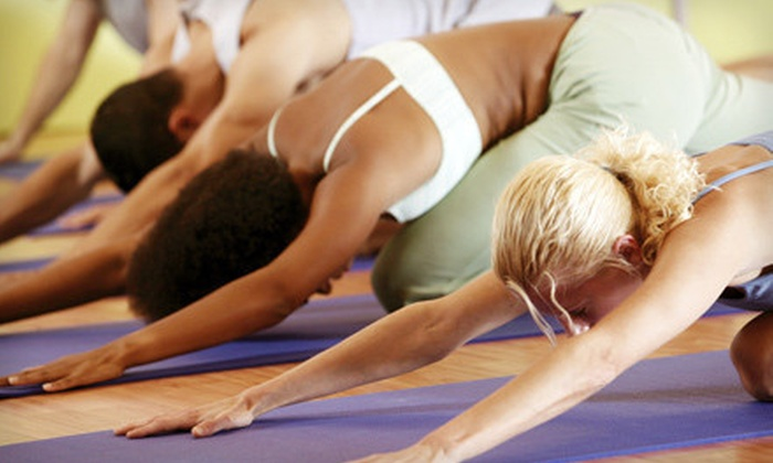 The Yoga Studio - Millis-Clicquot: 10 or 15 Classes at The Yoga Studio (74% Off)
