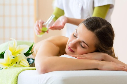 30-Minute Therapeutic Massage from Relax and Revive (54% Off)