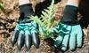 Garden Genie Gardening Gloves : Garden Genie Gardening Gloves