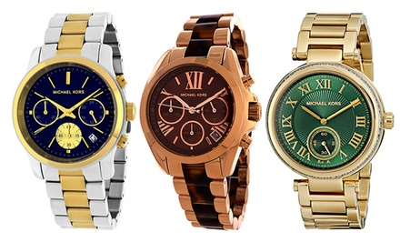 Michael Kors Women's Watch Collection