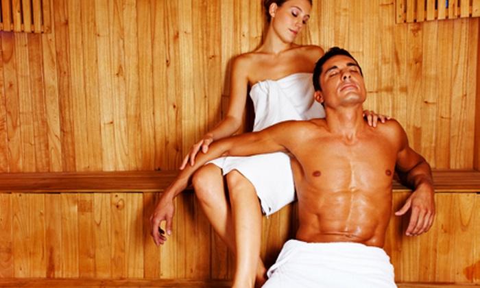 PASHA - Paitone (BS): Percorso spa di coppia in area privata a scelta da 24 € invece di 76