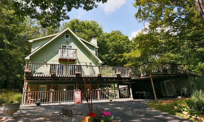 Always Inn Brown County Bed & Breakfast - Nashville, IN: Two-Night Stay for Two at the Always Inn Brown County Bed & Breakfast in Nashville, IN