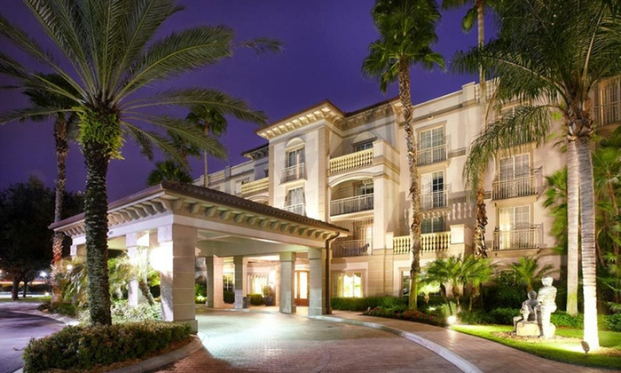 null - Naples: Stay with Dining Credit at Trianon Hotel Bonita Bay in Bonita Springs, FL