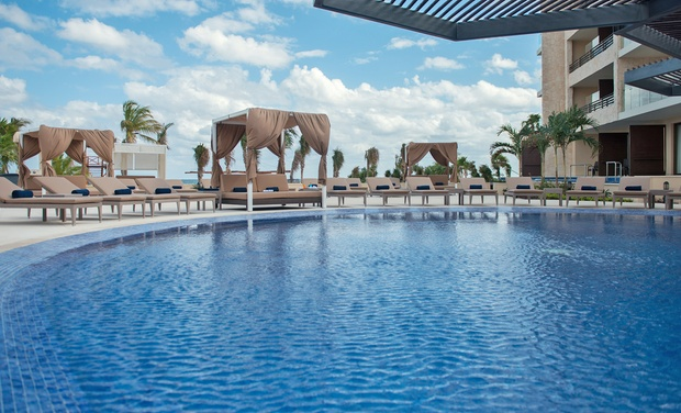 Royalton Riviera Cancun - Cancún, Mexico: All-Inclusive Stay at Royalton Riviera Cancun in Mexico, with Dates into January. Includes Taxes and Hotel Fees.
