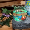 Animated Pet Fish or Turtle in Bowl